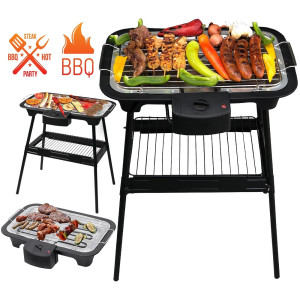 Adler AD-6602 Barbecue with feet