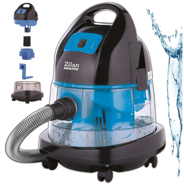 Zilan ZLN-8945 Water Vacuum Cleaner Blue