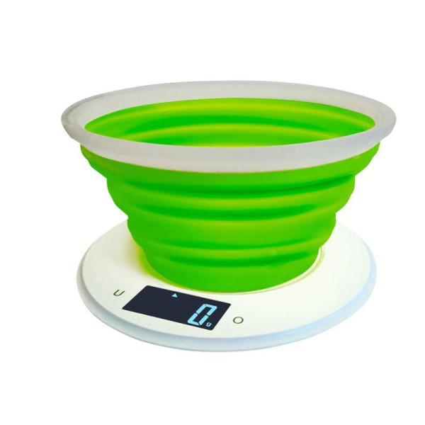 Adler AD-3153g Kitchen Scales Green