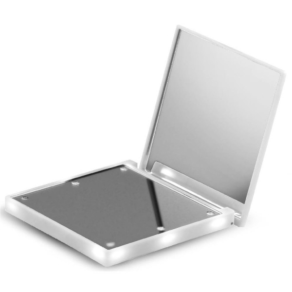 Adler AD-2169 Folding Mirror White