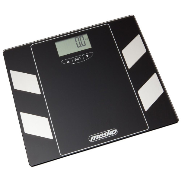 Mesko CR-8148 Personal Scales Black