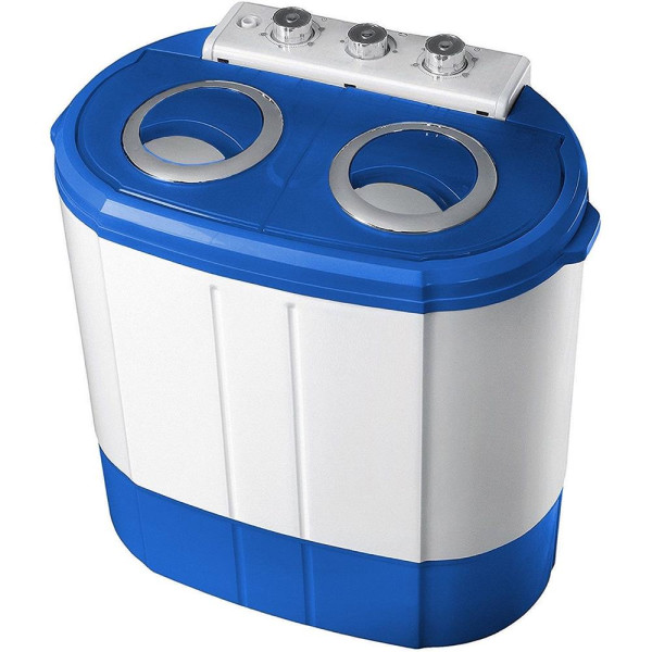 Mini washing machine with spin dryer