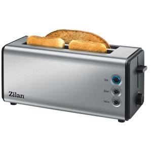 Zilan Edelstahl Langschlitz XXL Toaster...