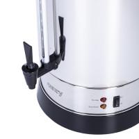 Camry Edelstahl Heißwasserspender Thermopot 20 L 1650 Watt