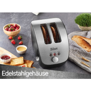 Zilan ZLN-2690 Oblique Toasters