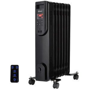 Zilan ZLN-3031 Radiator 9 Ribs with a Display