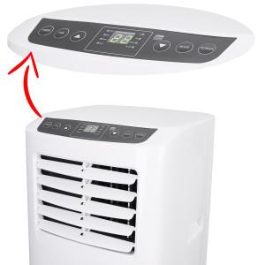 Adler 3in1 Mobile Klimaanlage mit Fernbedienung 7000 BTU 2050 Watt