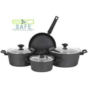 Zilan ZLN-3277 cookware set anthracite