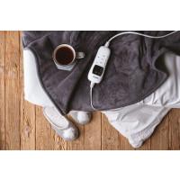 Camry Wärmedecke 180x160 mit Fernbedienung Timer
