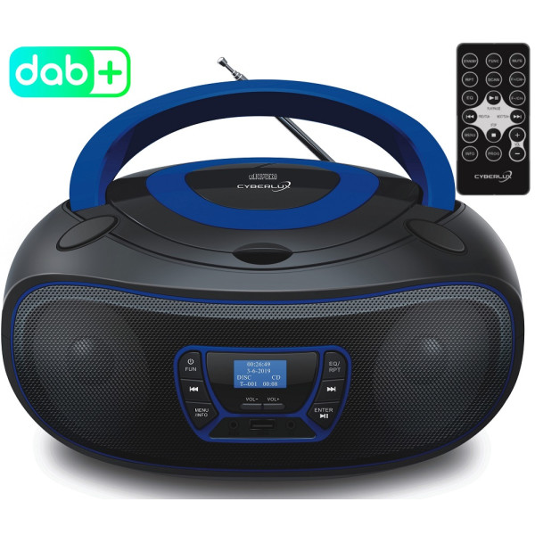 DAB+ CD-Radio CD-Player Kompaktanlage Boombo