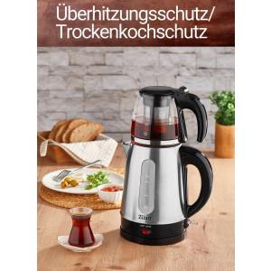 Zilan Teekocher Wasserkocher 2200 Watt