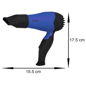 Zilan Haartrockner 2 Geschwindigkeitsstufen 1.000 Watt Blau
