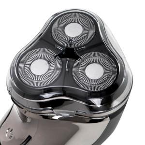 Camry Herrenrasierer 3-fach Schneidsystem 3D Konturenanpassung Präzisionstrimmer