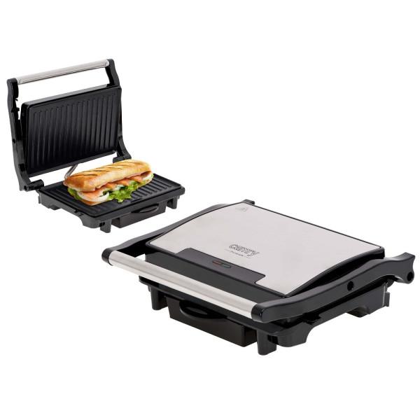 Camry Kontaktgrill Paninigrill Sandwich Maker 2.100 Watt