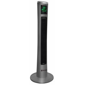 Ecos Turmventilator mit Fernbedienung oszillierend 40 Watt