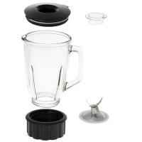Adler Standmixer Glas 1,5 Liter 1700 Watt
